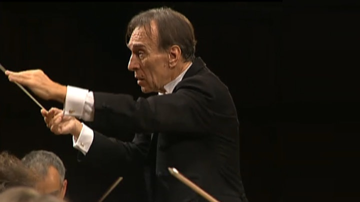Claudio Abbado conducts Beethoven: Symphony No. 3