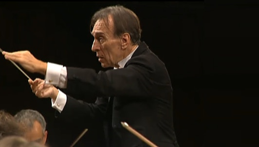 Claudio Abbado conducts Beethoven's Symphony No. 3