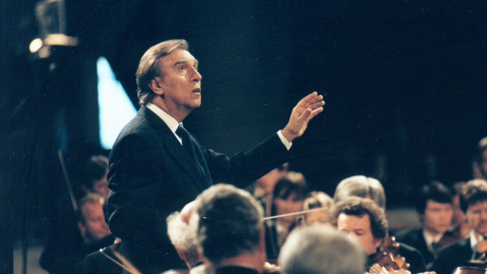 Claudio Abbado conducts Tchaikovsky and Verdi