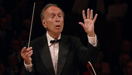 Claudio Abbado dirige la Symphonie n°5 de Bruckner