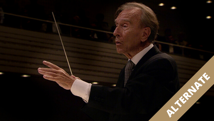 ALTERNATE: Claudio Abbado conducts Mahler's Symphony No. 9