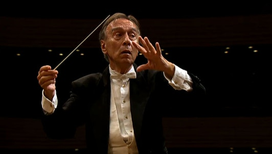 "Claudio Abbado conducts Mahler's Symphony No. 6, ""Tragic"""
