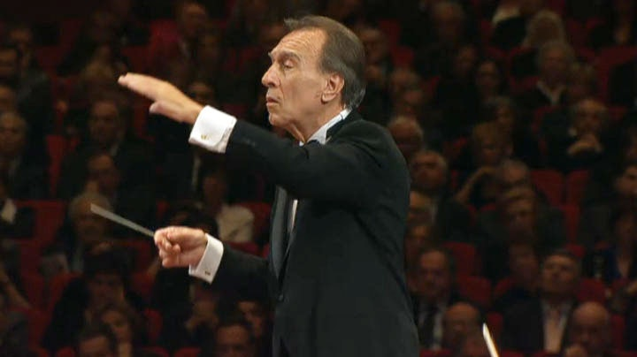 Claudio Abbado dirige Mahler : Symphonie n°9