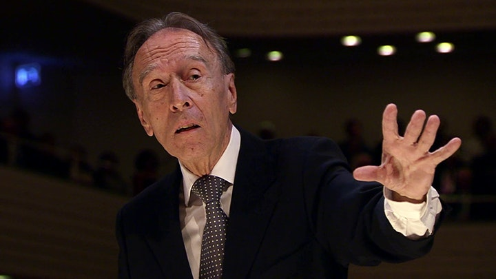 Claudio Abbado conducts Prokofiev, Berg and Tchaikovsky – With Anna Prohaska