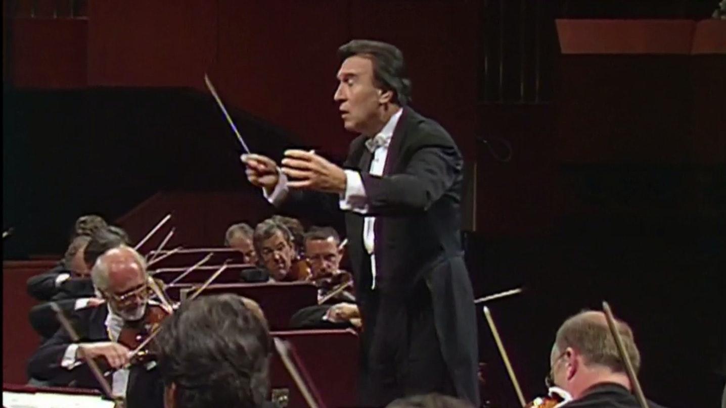 Claudio Abbado conducts Wagner and Berlioz – With José Carreras