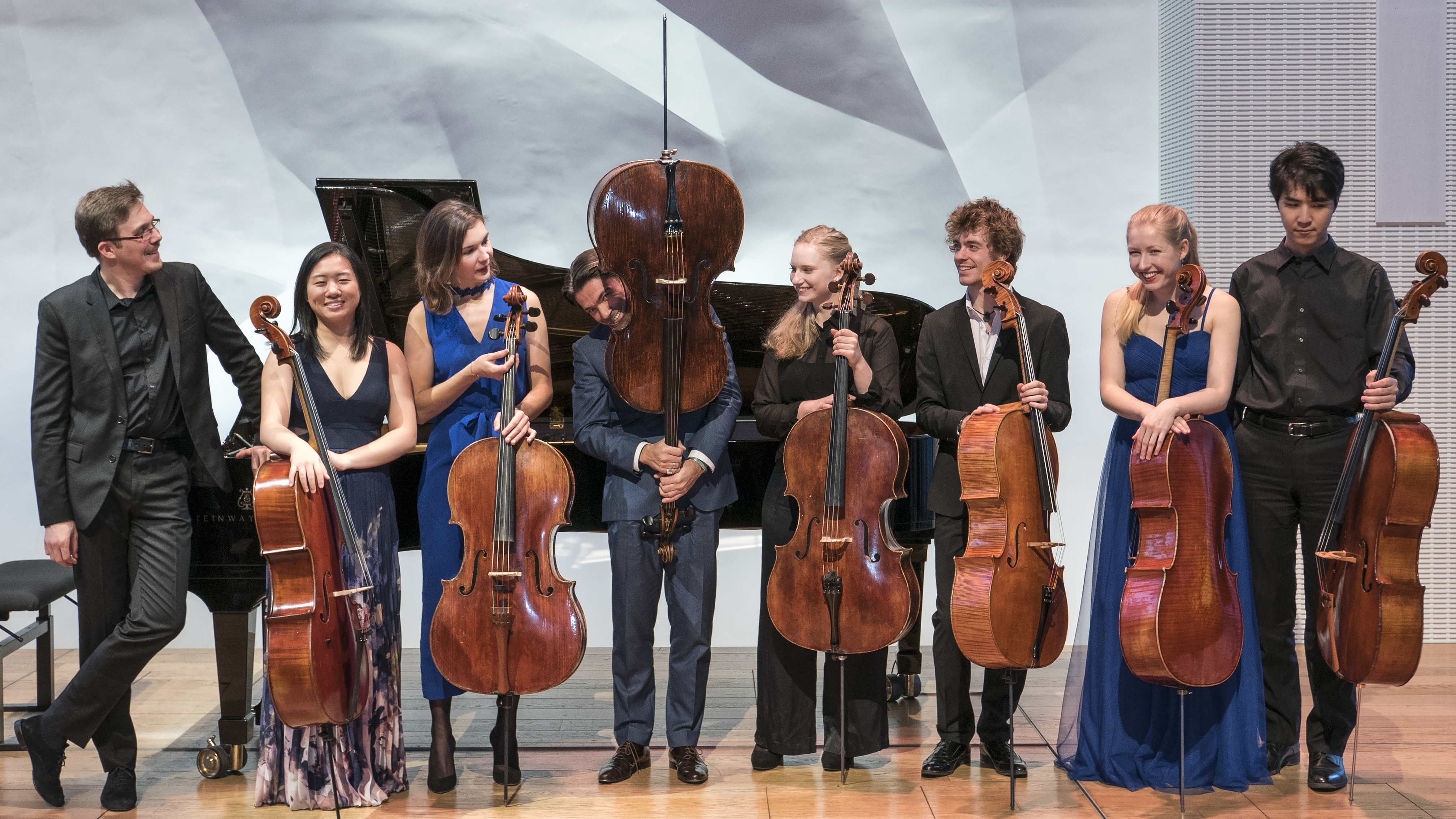 The concert of laureates (5) – Under the direction of Gautier Capuçon