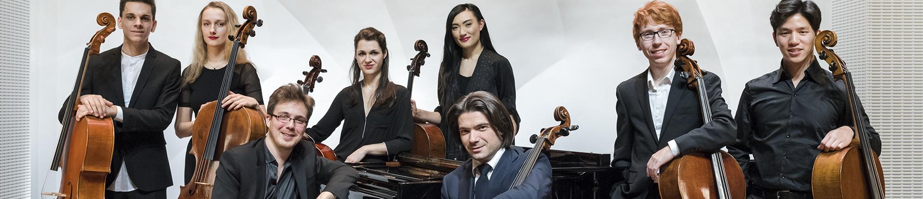 The final concert of the laureates – La Classe d'Excellence de Violoncelle (6)