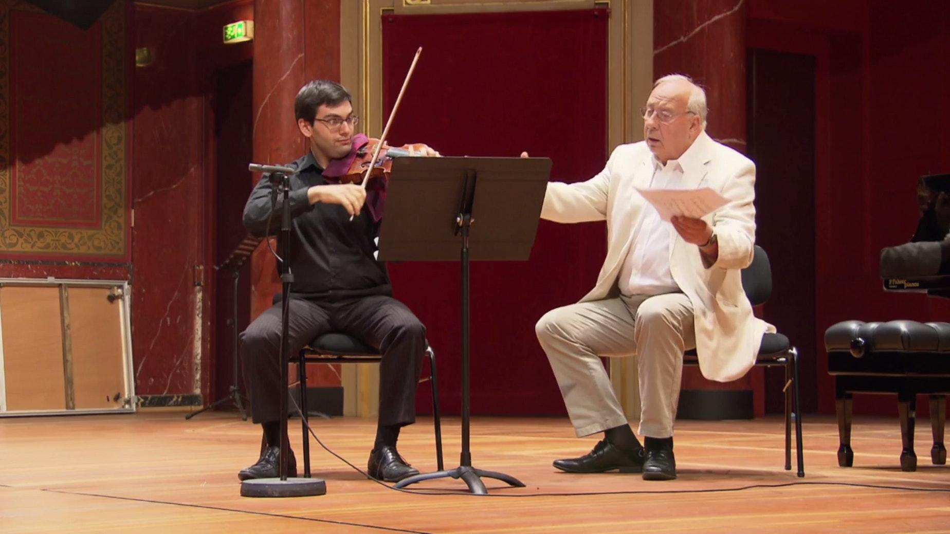 Horn, Violins, Bassoon, the Orchestre de la Suisse Romande is hiring