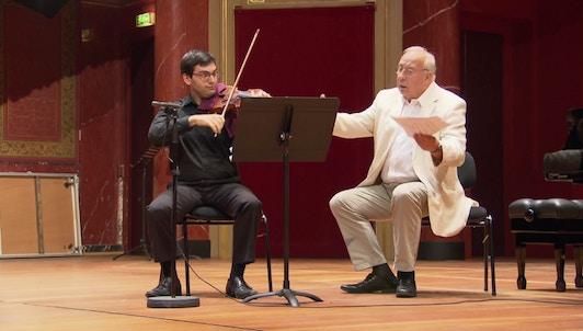 Cor, Violons, Basson, l'Orchestre de la Suisse Romande embauche