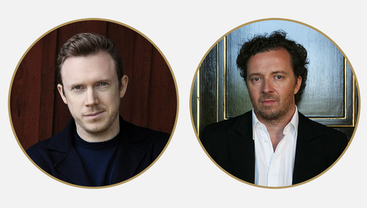 Daniel Harding conducts Mahler and Schumann — With Christian Gerhaher