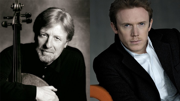 Daniel Harding conducts the Verbier Festival Music Camp – With Frans Helmerson