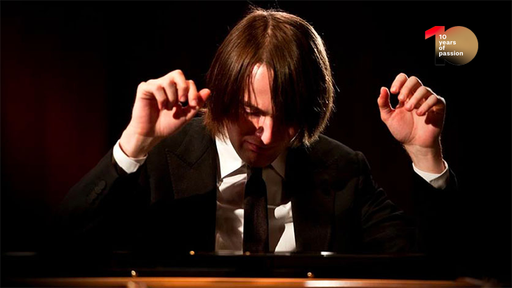 [#medicitvis10] Daniil Trifonov on Camera (Unreleased)