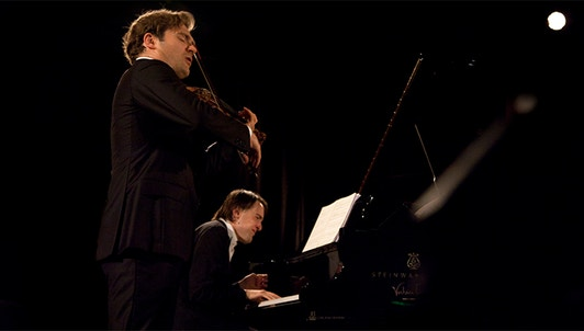 Daniil Trifonov and Renaud Capuçon play Bach, Schubert and Franck