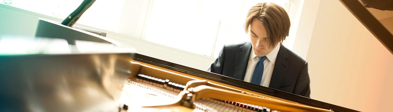 Daniil Trifonov plays Schumann, Shostakovich and Stravinsky
