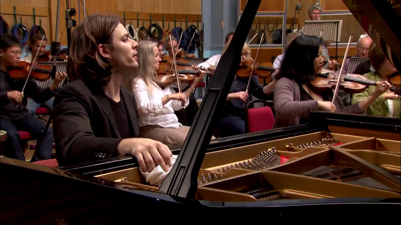 David Fray records Mozart (I)