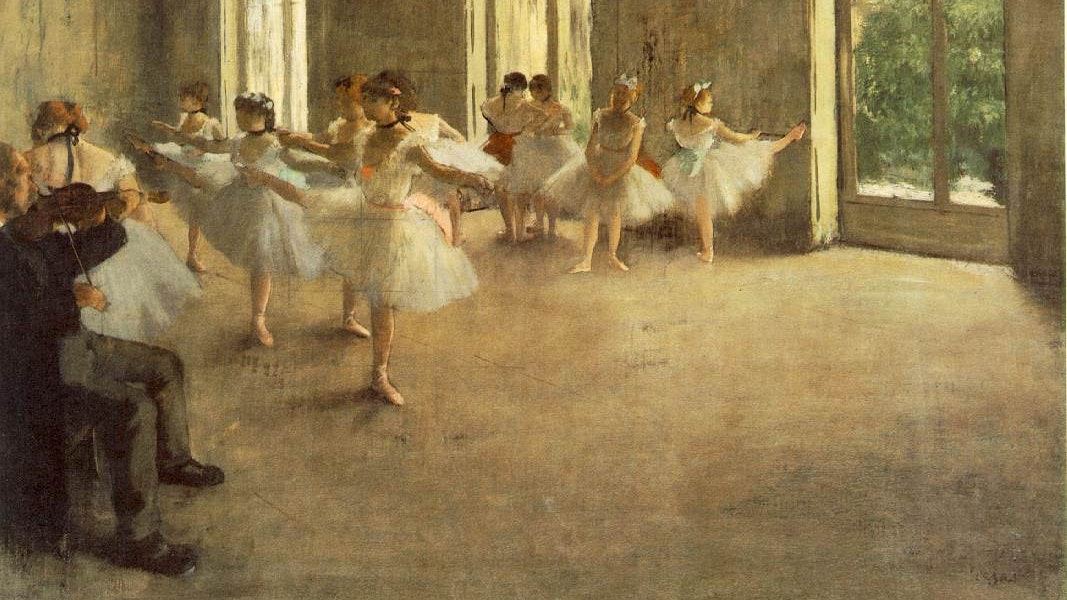 Dance and Degas