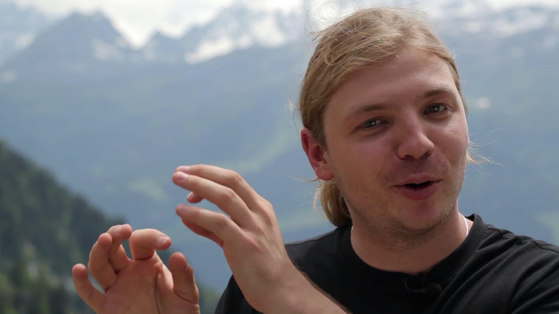 Denis Kozhukhin: Interview
