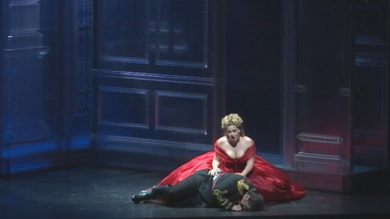 Desdemona a victim? Never!