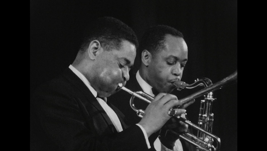 Dizzy Gillespie and Sonny Stitt Live at Le Cirque Royal in Brussels
