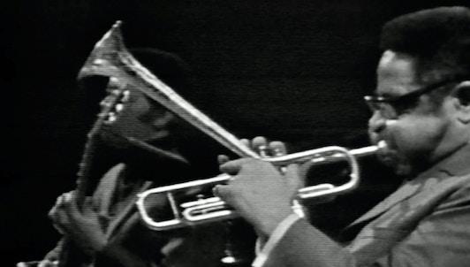 Dizzy Gillespie en direct à Paris