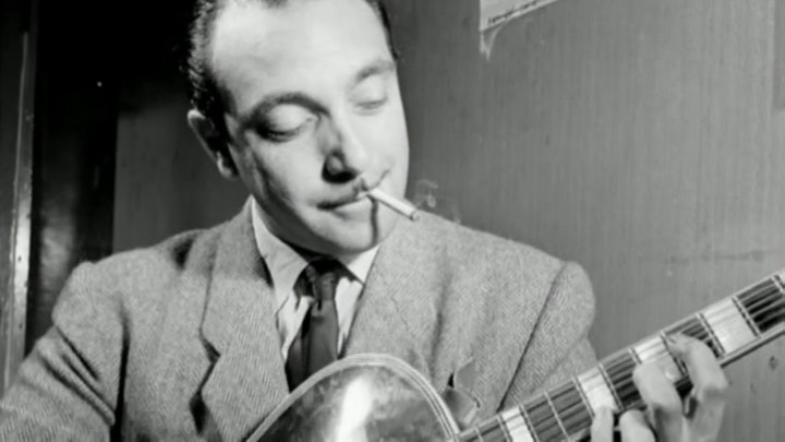 Django Reinhardt, Three-Fingered Lightning