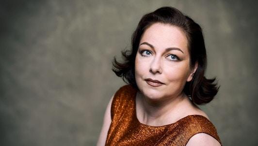 Dorothea Röschmann y Magnus Svensson interpretan Schumann, Mahler y Wolff