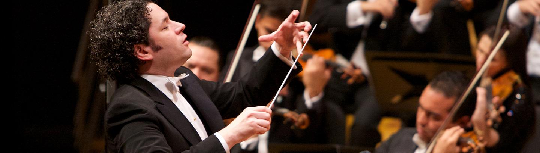 Gustavo Dudamel dirige la Symphonie n°7 et la Symphonie n°8 de Beethoven