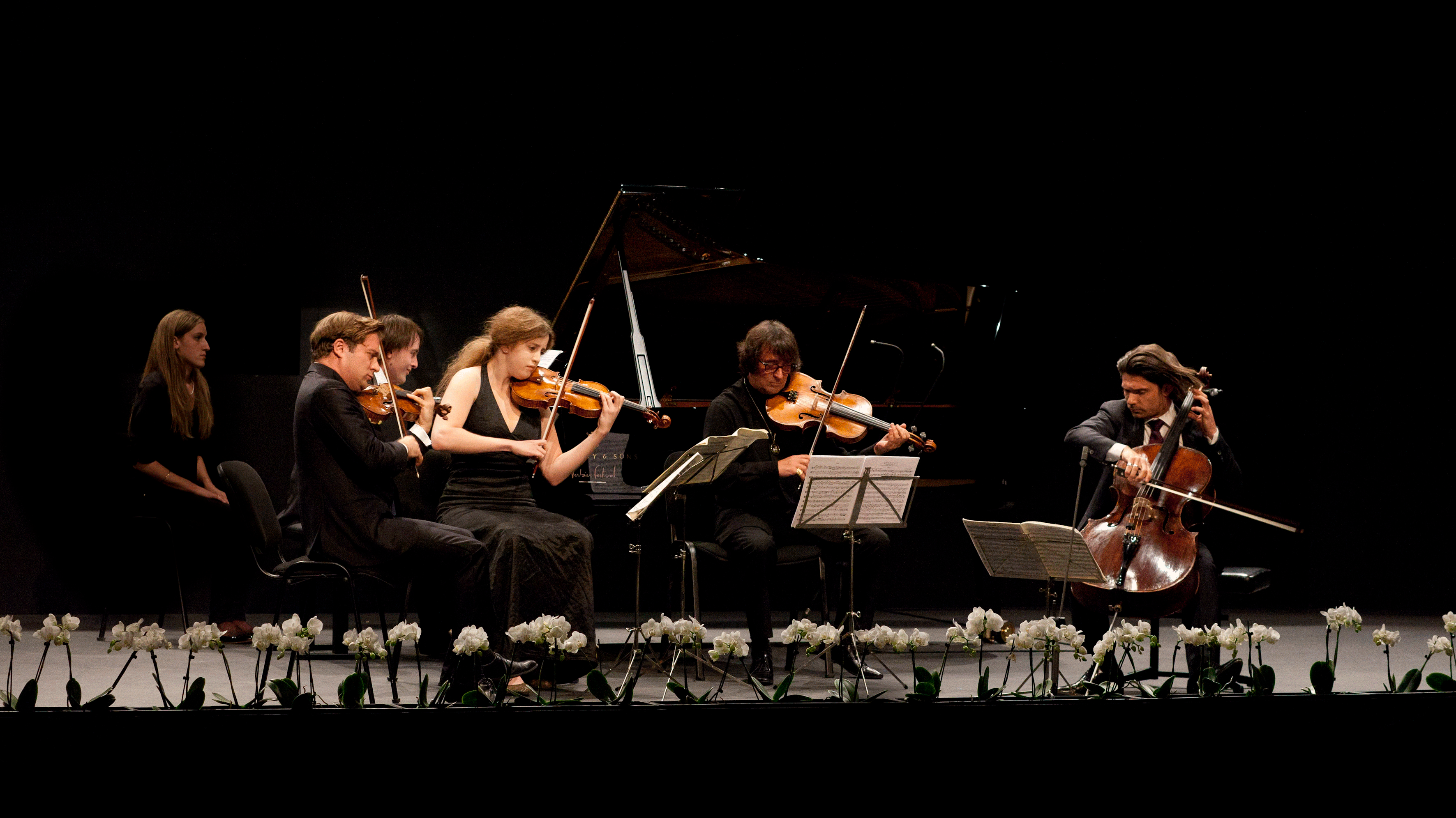 Antonín Dvořák à Verbier