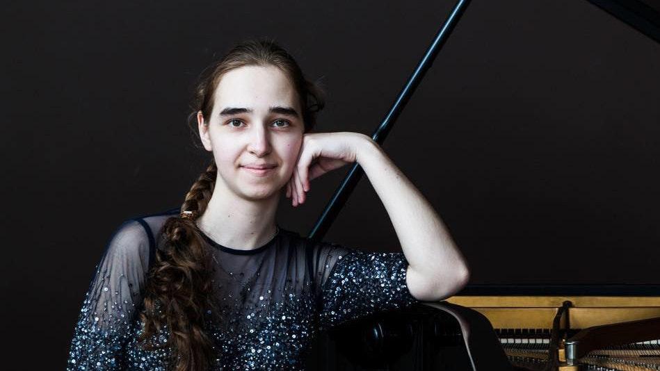 Elizaveta Kliuchereva joue le Concerto pour piano n°2 en ut mineur de Rachmaninov, op. 18