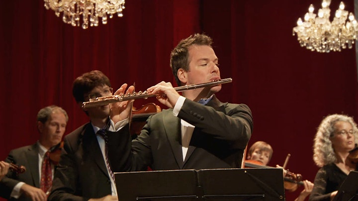 Emmanuel Pahud and Frederick the Great