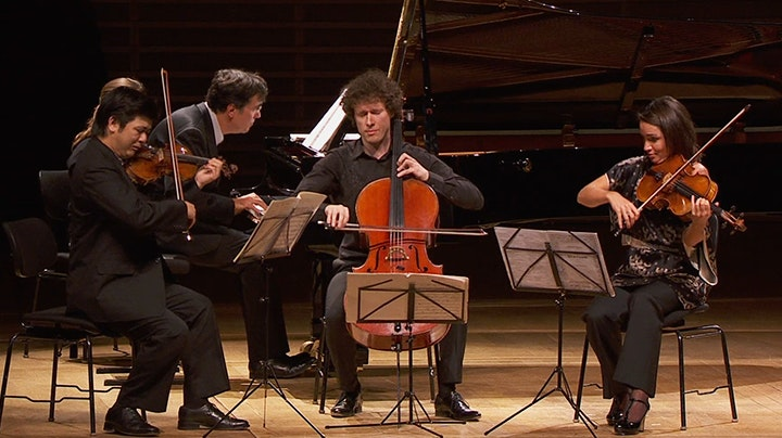 Eric Le Sage, Ébène Quartet, Daishin Kashimoto, Lise Berthaud, François Salque: French Chamber Music (II/II)