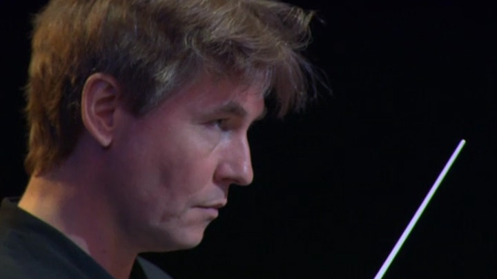 Esa-Pekka Salonen conducts Sibelius and Salonen