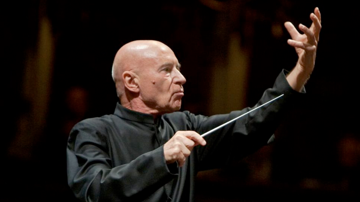 Christoph Eschenbach conducts Berg and Mahler – With Leonidas Kavakos and Ying Fang