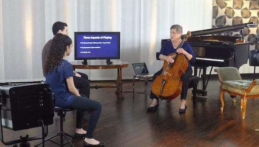 Master Class with Evangeline Benedetti (I/V)