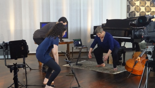 Master Class with Evangeline Benedetti (II/V)