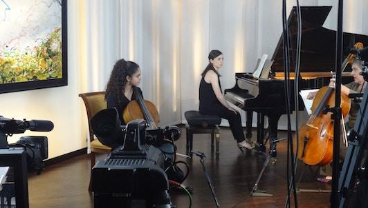 Master Class with Evangeline Benedetti (V/V)