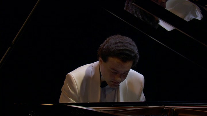 Evgeny Kissin performs Chopin and Schumann: Nocturnes, Mazurkas and Fantasie in C