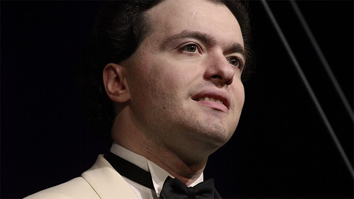 Evgeny Kissin plays Haydn, Beethoven, Schubert and Liszt