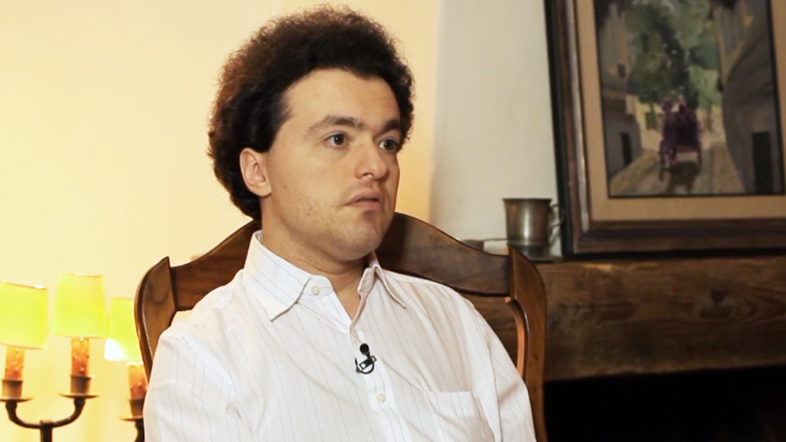 Dmitry Sitkovetsky: Interview with Evgeny Kissin