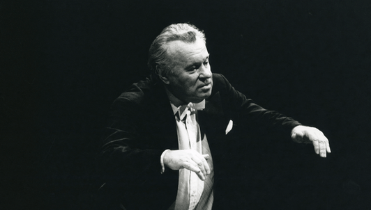 Evgeny Svetlanov dirige la Symphonie n°4 de Tchaïkovski