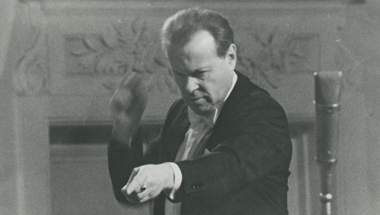 Evgeny Svetlanov conducts Scriabin's Prometheus: The Poem of Fire