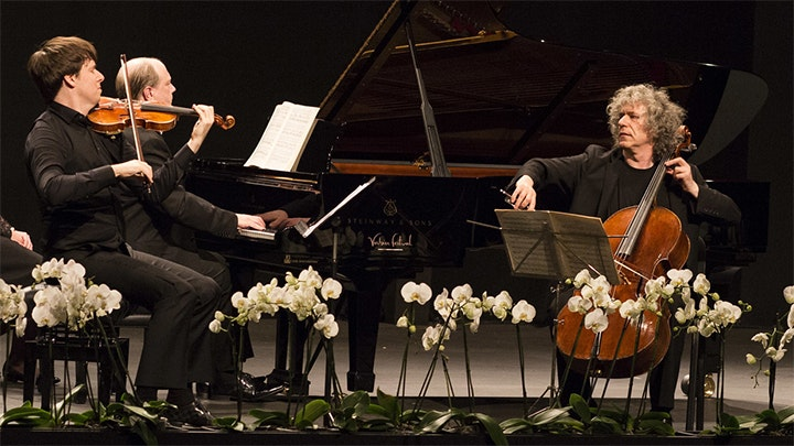 Joshua Bell, Pamela Frank, Nobuko Imai, Steven Isserlis, Marc-André Hamelin play Brahms and Franck