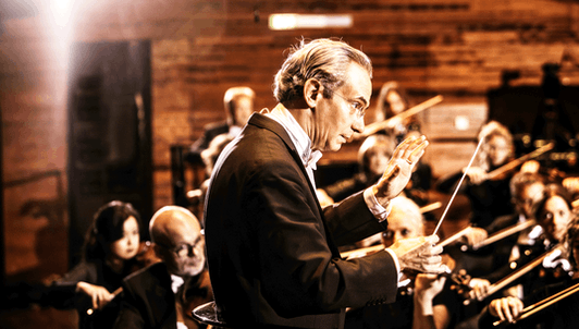 Fabio Luisi dirige Bruch, Bruckner y Nielsen - Con Arabella Steinbacher