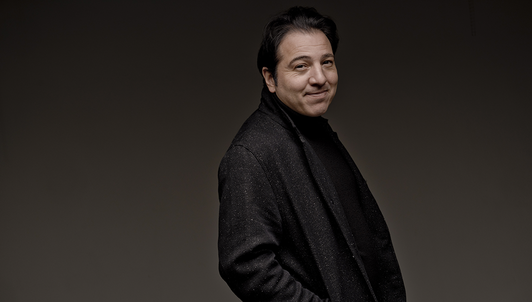 Fazil Say interpreta Chopin, Beethoven, Satie, Debussy y Fazil Say