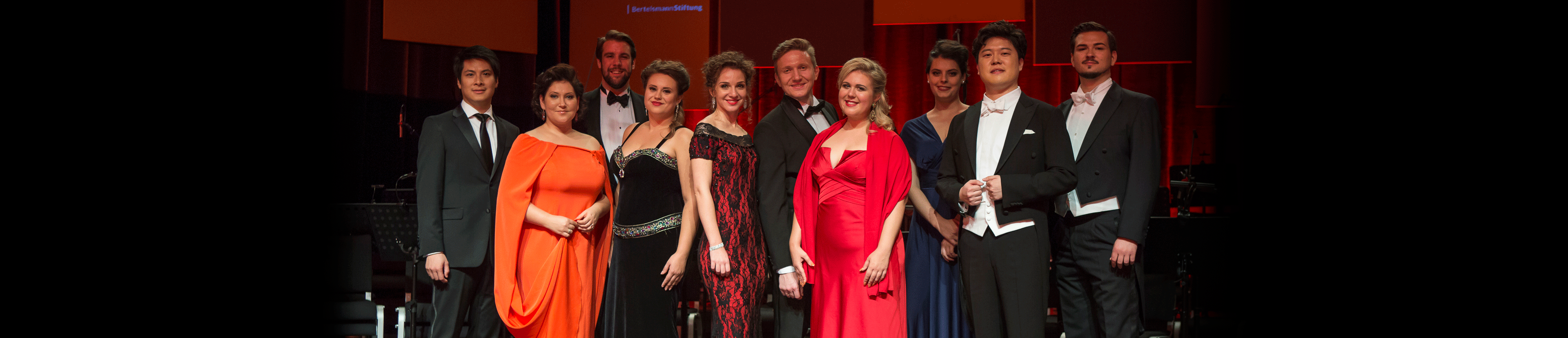 Final of the International Singing Competition Neue Stimmen – Awards Ceremony