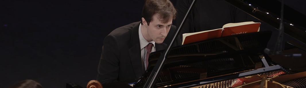 Final Round of the Van Cliburn International Piano Competition: Quintet (I/II)