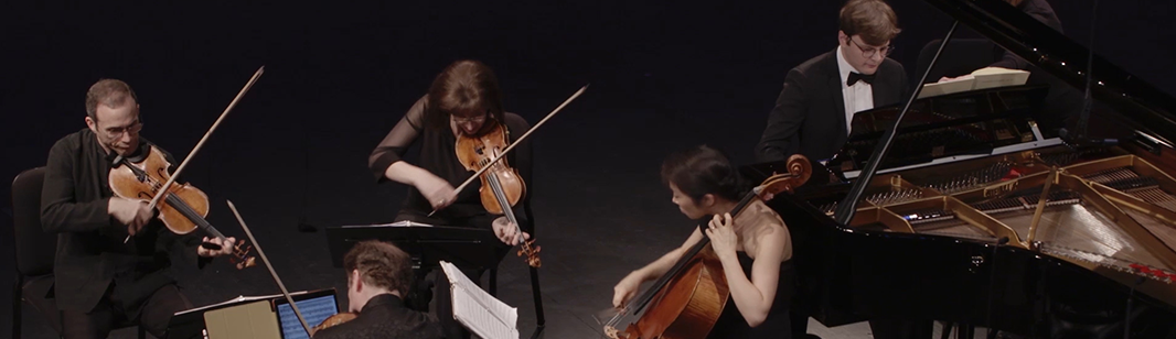 Final Round of the Van Cliburn International Piano Competition: Quintet (II/II)