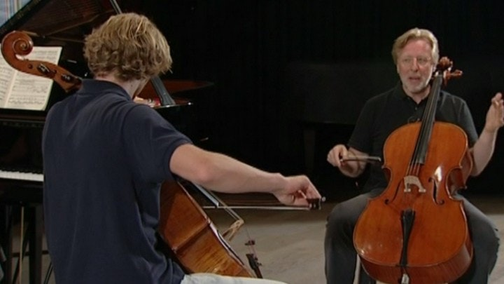 Frans Helmerson teaches Dvořák: Cello Concerto in B minor