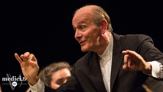 Gábor Takács-Nagy conducts Mozart and Beethoven — With Josef Špaček and Mao Fujita