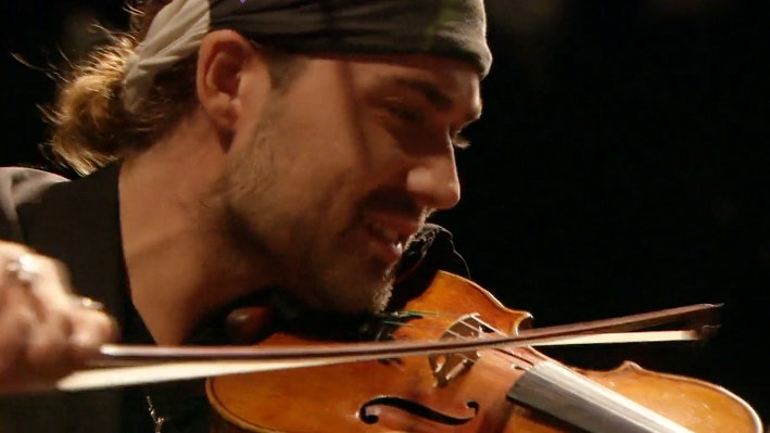 Gabor Takacs-Nagy and David Garrett perform Beethoven and Shchedrin
